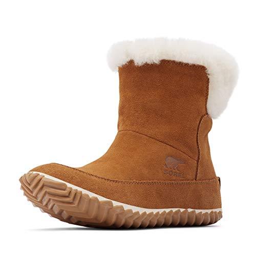 Sorel Women's Ankle Boots, Brown Elk Natural 286, 41