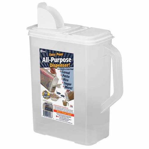 Bag-In Dispenser Easy Pour All Purpose Dispenser