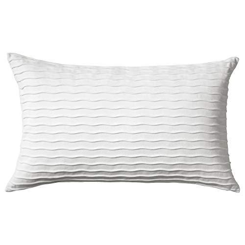 IKEA Kissen Vanderot 16x26 weiß 803.789.27