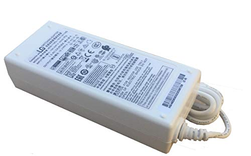 AC Adapter Power Supply for LG 34UC89G, 34UC89G-B 34UC88-W 34-inch Curved UltraWide QHD IPS Monitor 34UC88