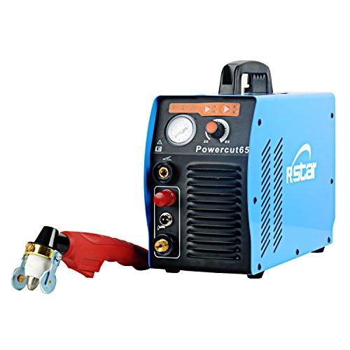 Rstar Digtal Igbt Inverter PFC Tech Powercut65pro CNC Plasma Cutter Welding...