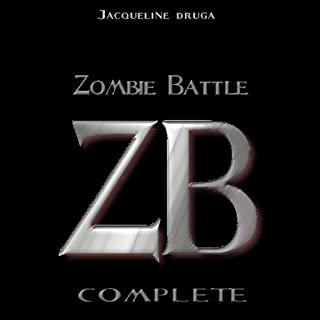 Zombie Battle: Complete audiobook cover art