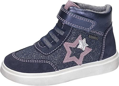 Richter Kinderschuhe Flora Sneaker, 7201atlantic/make up, 26 EU