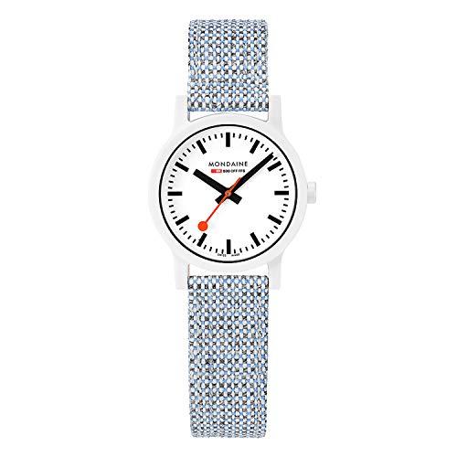 Mondaine Essence, Nachhaltige Uhr Für Damen und Herren, MS1.32110.LD , 32 MM.
