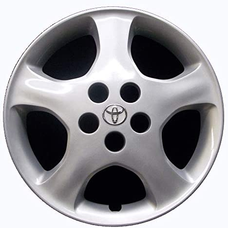 Genuine OEM Hubcap Fits 2005 2008 Toyota Corolla Professionally Reconditioned Like New 15 inch product image