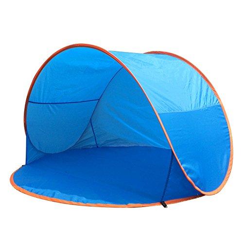 Creative Tente d'extérieur Easy up sun-shelter de pêche/plage/légère, bleu ciel