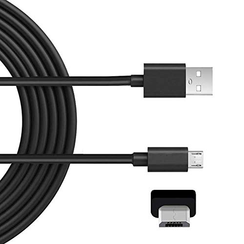 Long 10FT USB Power Cable Wire Cord for Roku Express, Roku Streaming Stick, Roku Premier, FireTV (Cable only, AC Adapter not Included/Not Compatible with Roku Streaming Stick+ & Ultra)