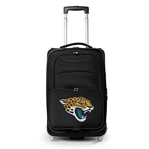 Denco NFL Jacksonville Jaguars 21-inch Carry-On Luggage