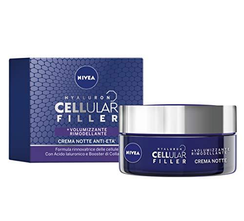 Hyaluron Filler Cellular - Night Cream Face Anti-Age Remodeling 50 ml