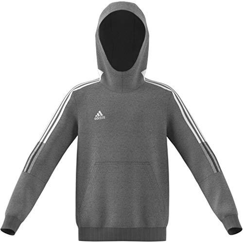 adidas Tiro21 Sw Hoody Unisex Baby Sweatshirt, Unisex Baby, Sweatshirt, GP8803, grfome, 12 años