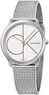 Calvin Klein Minimal Quartz White Dial Men's Watch K3M51152