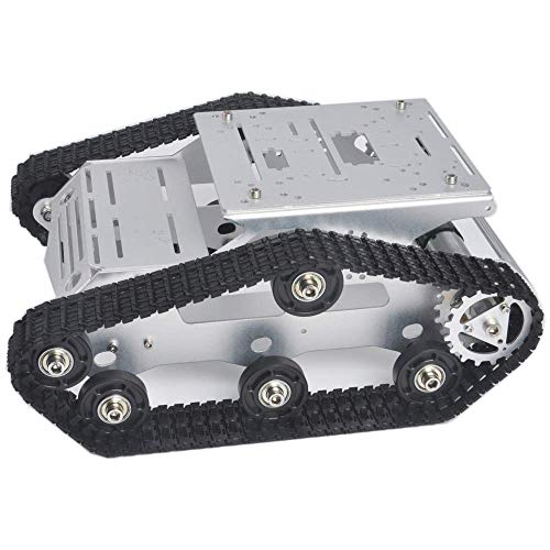 KOOKYE Robot Tank Car Kit Tank Chassis Platform...