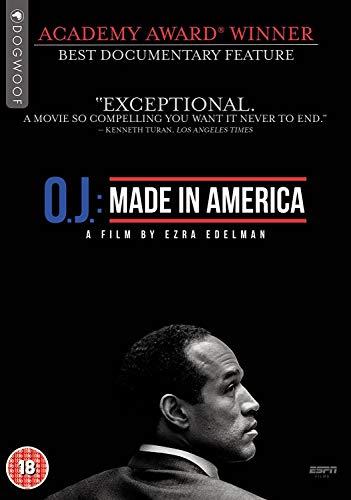 O.J.: Made in America [DVD] [Reino Unido]