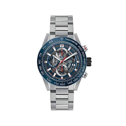 Tag Heuer Carrera - Reloj cronógrafo automático para hombre CAR201T.BA0766