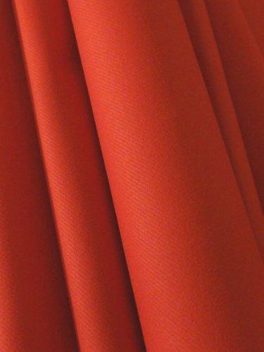 ProNappe - Camino de Mesa no Tejido, Color Rojo, 0, 40 x 24 m
