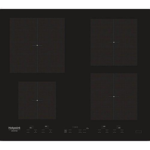 Hotpoint KID 640 B - Placa de inducción (vitrocerámica, 60