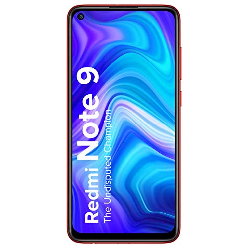 Redmi Note 9 (Pebble Grey, 4GB RAM 64GB Storage) - 48MP Quad Camera & Full HD+ Display | Extra Upto INR 1000 Off on Exchange