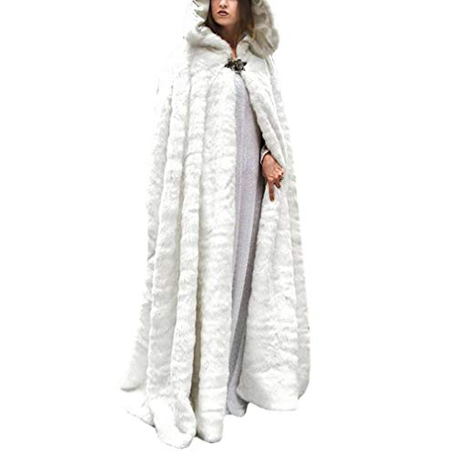 Unisex Hooded Umhang, Herren Damen Mittelalter Cape Mantel Lange Ärmel Lose Lang Umhang Elegant Vintage Cardigan Trenchcoat für Halloween Cosplay Karneval