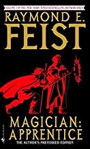 [ { { Magician: Apprentice (Turtleback School & Library) } } ] By Feist, Raymond E.( Author ) on Dec-01-1993 [ Hardcover ]