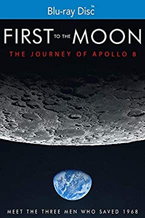First to the Moon BD [Blu-ray]