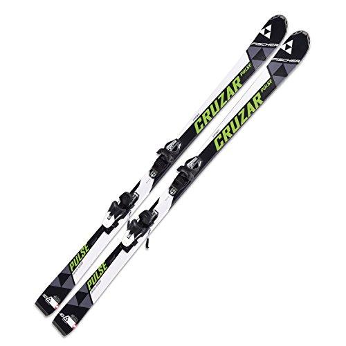 FISCHER CRUZAR PULSE SLR2 mit RS9 SLR Bindung Einsteiger Ski (155 cm)