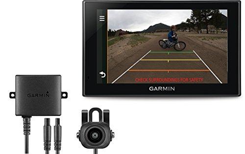 Garmin Camper 660LMT-D EU Navigationsgerät - lebenslange Kartenupdates, DAB+, Höhenprofil, 6 Zoll (15,2cm) Touchscreen