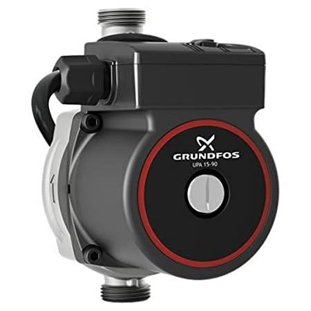 グルンドフォスポンプ UPA15-90-N 家庭用ミニブースターUPA ポンプ 100V 標準仕様