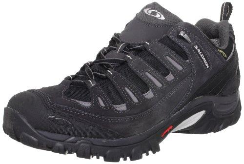 SALOMON Exit 2 GTX Zapato de Senderismo Caballero, Negro, 40