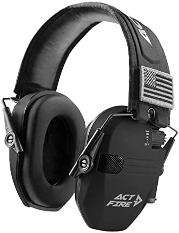 Top 10 Best electronic hearing protection for shooting