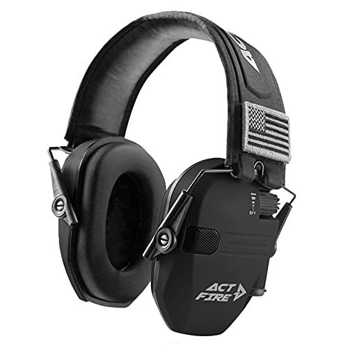 Ear Protection, Hearing Protection for Shooting Gun Range, Shooting...