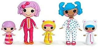 mini lalaloopsy dolls multipack silly sleepover