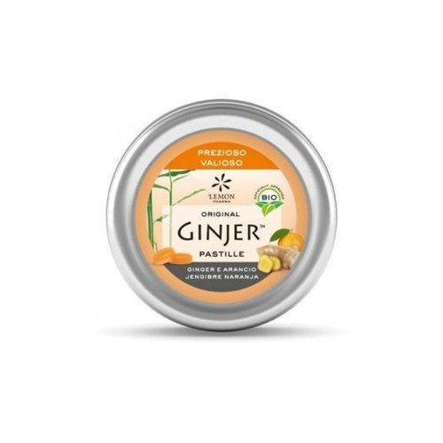 Jengibre Bio 40 Pastillas de Lemon Pharma
