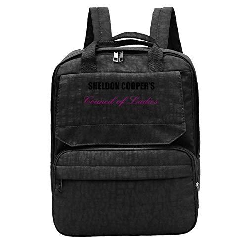Daypack Sheldon Cooper
