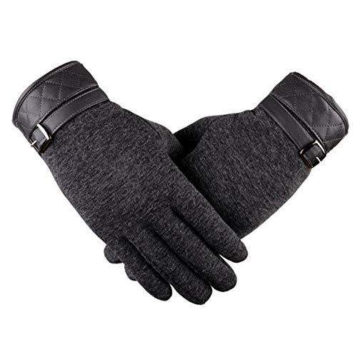 Winterhandschuhe Damen Herren warm Touchscreen Vollfingerhandschuhe warm Motorrad Ski Snowboard PSEPO4-VS