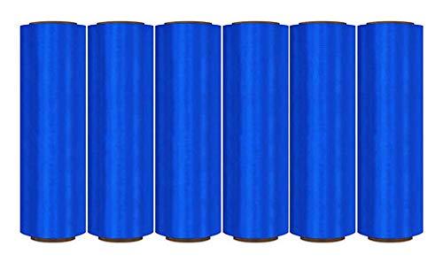 St@llion - Rollos de Papel de Embalaje (400 mm x 250 m), Color Azul