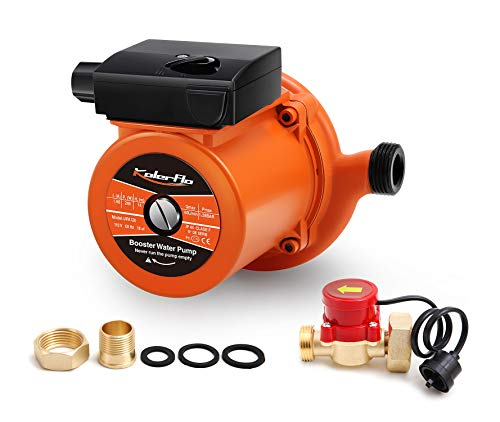 water flow booster pump - 3