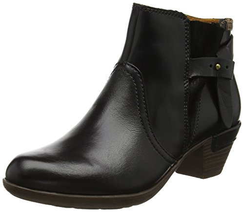 Pikolinos Damen Rotterdam 902_I17 Stiefel, Schwarz (Black), 41 EU