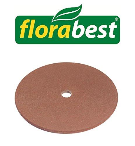 Florabest Schleifscheibe 3,5mm für Florabest Sägekettenschärfgerät FSG 130 A1 Lidl BK 49334 - Ersatz Schleifscheibe für Kettenschärfgerät
