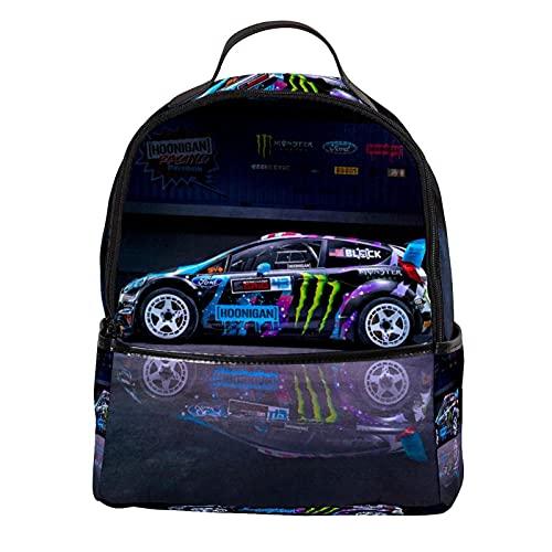 Mochila para niños de tacón alto rojo lápiz labial Kid's Schoolbag para Kindergarten Prechool Toddler Baby Nursery Travel Bag 31x14.5x37c
