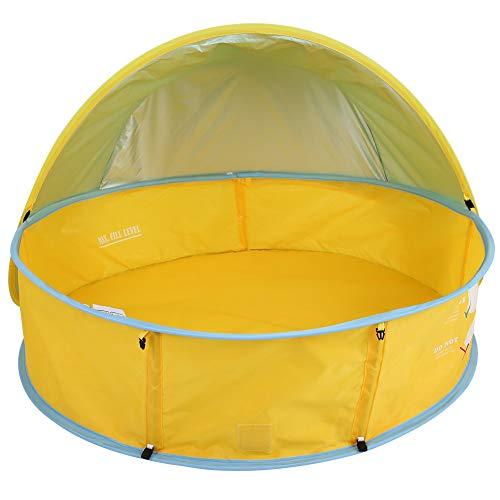 Tienda de Piscina para niños, Verano al Aire Libre, portátil, Anti-UV, Piscina, Playa, Tienda de campaña para niños, natación, casa de Juegos para bebés y niños