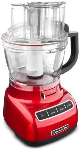 high quality KitchenAid 13-cup sale Die-Cast sale Metal Food Processor (Renewed) outlet online sale