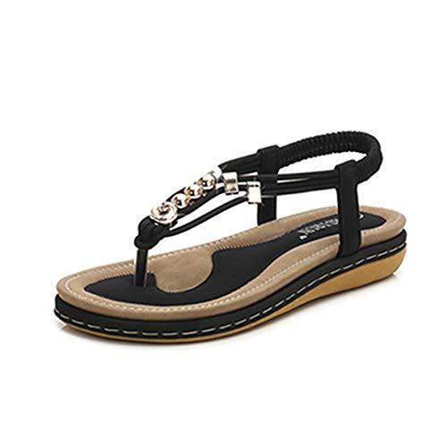 Frauen Sandalen Flip Flop weiche Bequeme weibliche Sommer Strandurlaub Sandale Schuhe