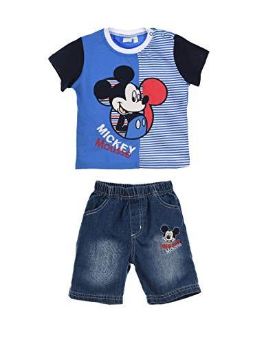 Bébé garçons ensemble 2 pièces Disney Mickey Mouse nouveau-né jusqu/'à 18 mois