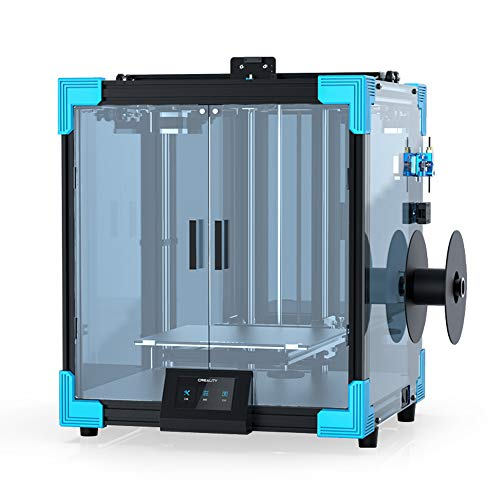 Creality Ender 6 3D Printer 250 x 250 x 400mm Stable Core X-Y Structure with Enclosure Faster Print...