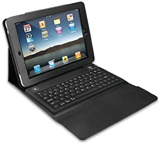 Innovative Technology ITIP-4000 Case for iPad with Bluetooth Keyboard, Black (Renewed)