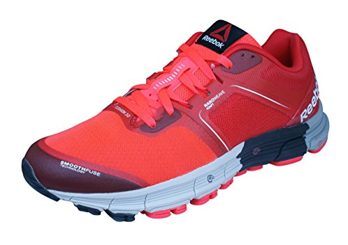 Reebok One Cushion 3.0 Damen Laufschuhe-Red-36