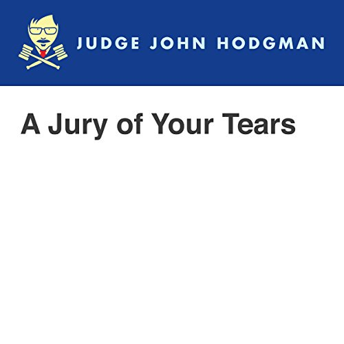 A Jury of Your Tears audiobook cover art