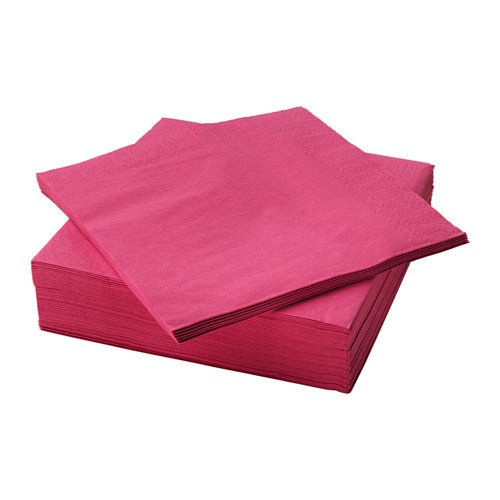 50-er Set Papierserviette