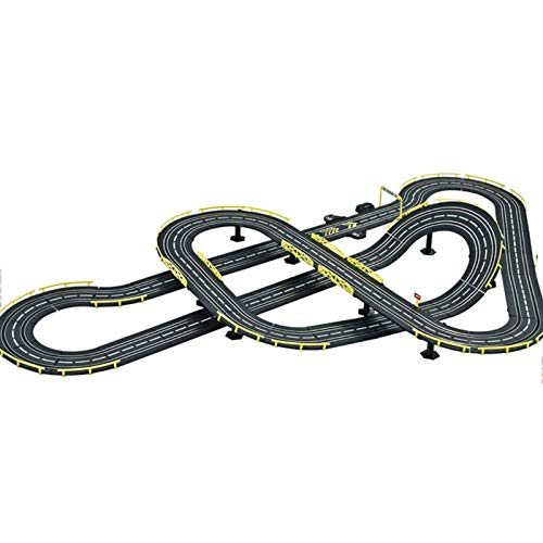 LINGLING Slot Car Race Track Sets Children's Track...