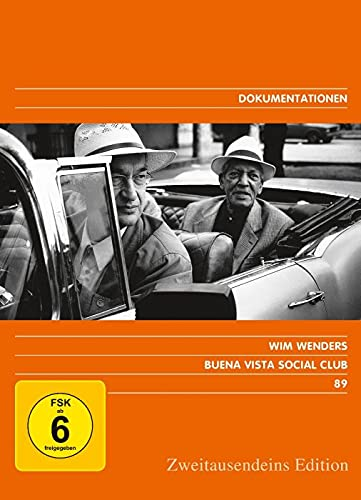 Buena Vista Social Club. Zweitausendeins Edition Dokumentation 89